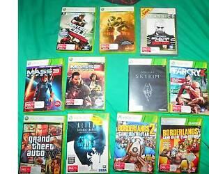 Xbox 360 games mass effect 1 2 3, borderlands 1 2, skyrim + more Heathmont Maroondah Area Preview