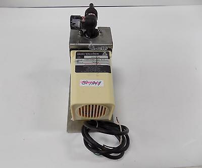 Iwaki Walchem Electronic Metering Pump Cp1-136