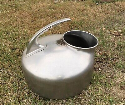 Vintage Surge Pail Bucket Milker Milking Machine Stainless Steel