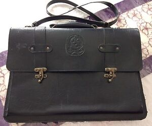 Everlite luggage leather briefcase
