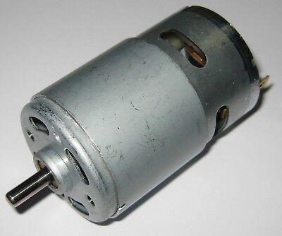 95 Watt Electric 12 Vdc Motor - 15000 Rpm - 775 Frame Size Robot High Speed Dc