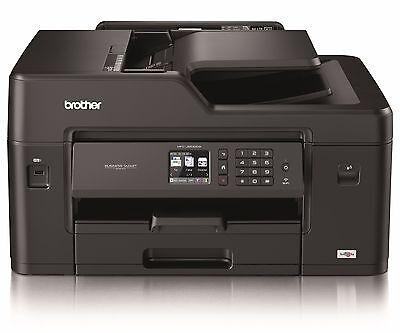 Brother MFC-J6530DW Tintenstrahl-Multifunktionsgerät A3 4-in-1 Drucker Fax WLAN