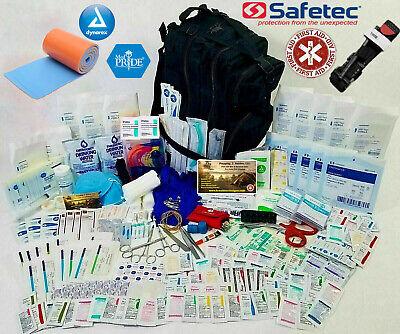 Bug Collection Kit (Trauma Bag First Aid Kit - Survival Bug Out Bag Emergency Medical IFAK EMT EMS)