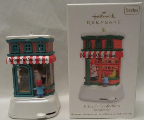 Hallmark Keepsake Ornament 2011 Kringle