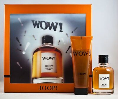 JOOP! WOW!  for Men Eau de Toilette Spray 60 ml + Duschgel 75 ml im Set  online kaufen