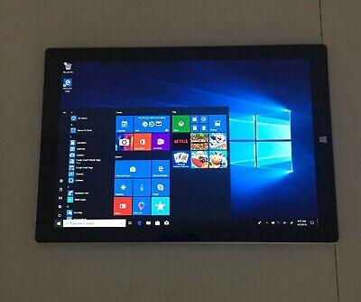 "Microsoft Surface Pro 3 12""i3-4020Y 64GB 4GB RAM Wins10Pro/Read Ad/3M85"
