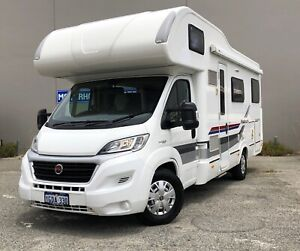 2016 Adria Platinum 6 Birth Motorhome  Beckenham Gosnells Area Preview