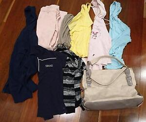 Free clothes and handbag West Ryde Ryde Area Preview