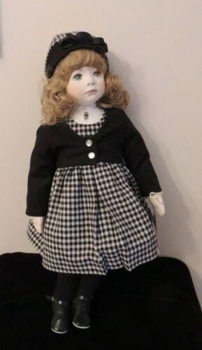 """Jessie Bishop Judy Rankine Poppy Doll 22"""""""