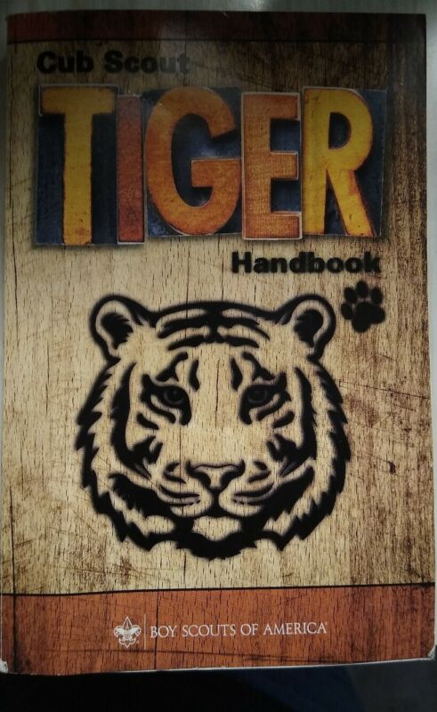 Cub Scout TIGER Handbook by Boy Scouts of America