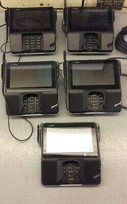 Verifone Mx 925ctls Pin Pad Payment Terminal W Pens Lot Of 5 Credit Card