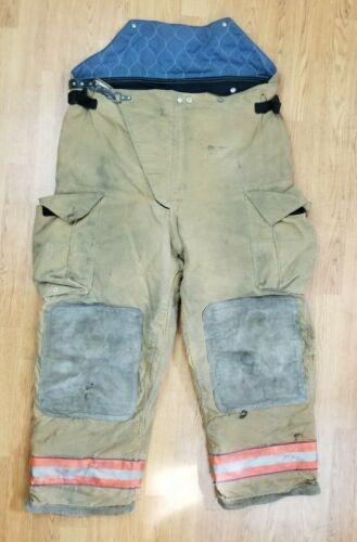 Globe GX7 Firefighter Bunker Turnout Pants 44 x 30