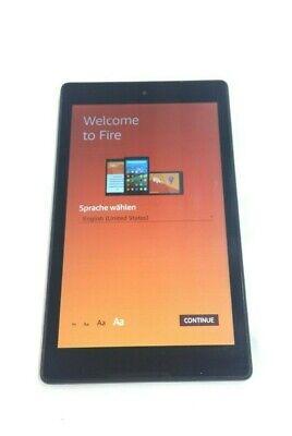 Amazon Kindle Fire HD8 8th Gen, 32GB - Black   43-2D