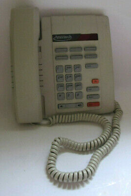 Business Phone Northern Telecom Ameritech M8009 Nt2n24ad2351
