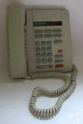 Business Phone Northern Telecom Ameritech M8009 Nt2n24ad2351