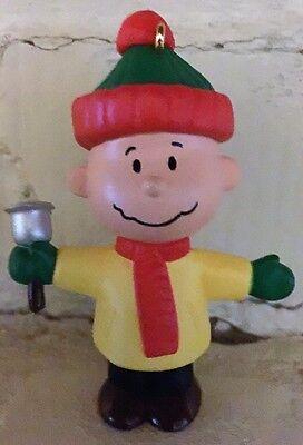 Hallmark Keepsake Ornament Charlie Brown 1/4 Peanuts A Charlie Brown Christmas