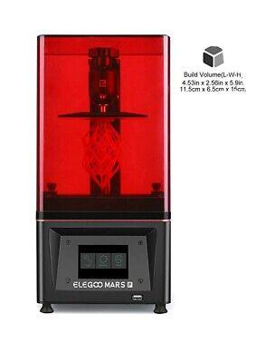 ELEGOO Mars Pro MSLA 3D Printer UV Photocuring LCD 3D Printer with Matrix UV LED