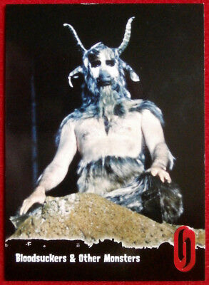 HAMMER HORROR - Series One - Card #52 - THE DEVIL RIDES OUT