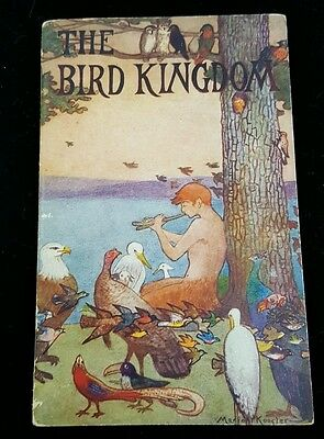 The Bird Kingdom Sweetest Singers by Winifred Sackville Stoner Jr. 1917