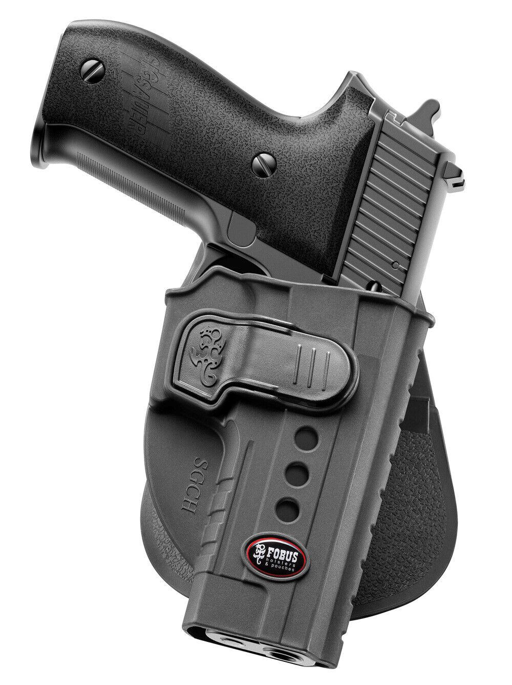 Fobus GL43ND Paddle Halfter Glock 43
