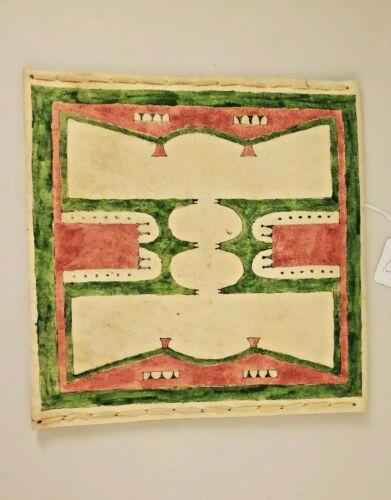 Vintage Sioux Plains Tribes Indians Parfleche Envelope