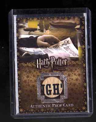 Harry Potter Update Order of the Phoenix P3 Prop card