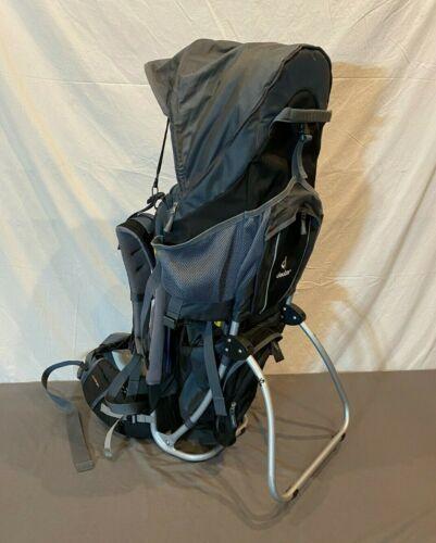 Deuter Kid Comfort III High-End Kid Carrier/Baby Backpack w/Integrated Shade