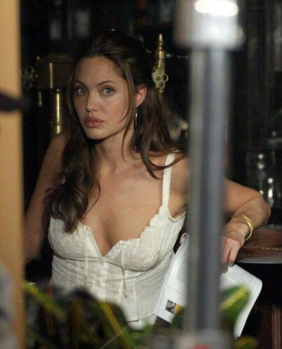 Angelina Jolie - Mr. & Mrs. Smith / Movie Screen Test Worn / Tag & COA
