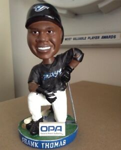 Looking to buy Frank Thomas bobblehead and more