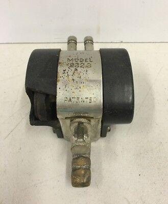 Vintage Antique Milking Milker Milk Pulsator Machine Dairy Cow Untested