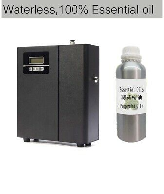 Scent air system 1,100 sq.ft 150 ml Cartridge No heating for home shop salon