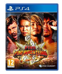 Fire Pro Wrestling World PS4