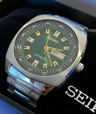 Seiko SNKM97 Vintage Classic NEW FULL BOX/PAPERS
