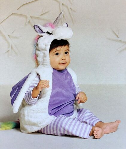Baby Unicorn Toddler Costume 12-18 Months New with Tags, Hyde and Eek Boutique