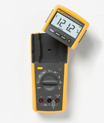 Fluke 233 True-rms Digital Multimeter W Remote Wireless Magnetic Display