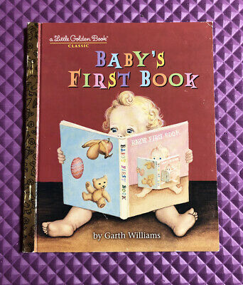 Baby's First Book, A Little Golden Book Classic