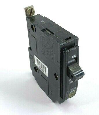 Qob160 - Square D 60a Amp 1p Pole 120v Bolt On Qob Circuit Breaker