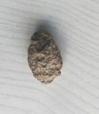 LAC ROMAN I-II cent BC lead Sling bullet - slingshot  27.04gr   AA2