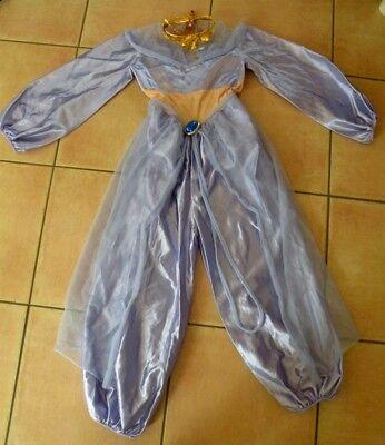 Disney Aladdin Girls Halloween Costume Size 7-10