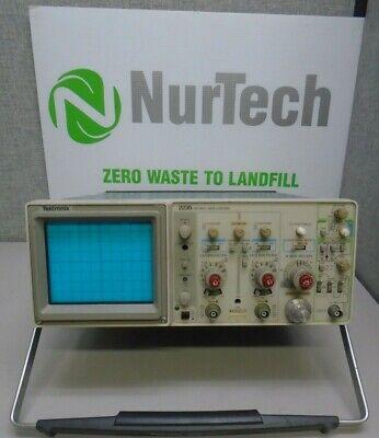 Tektronix 2235 100mhz 2 Channel Oscilloscope