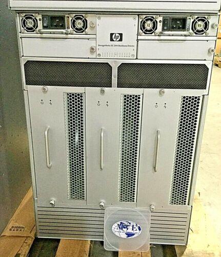 HP STORAGEWORKS AK857A RMN HSTNM-N014 DC SAN BACKBONE DIRECTOR