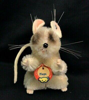 Vintage Steiff Stuffed Animal Plush