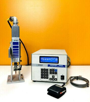 Unitek Miyachi 350301 2-301-03 20khz Welding Power Supply Weld Head. Tested
