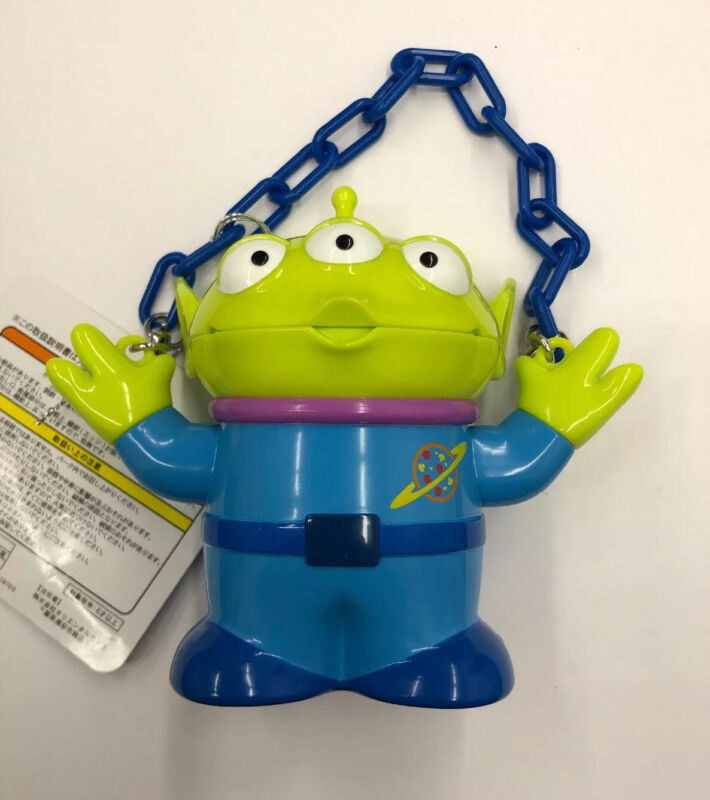 Tokyo Disneyland Resort: Green Alien Candy Container (C1)