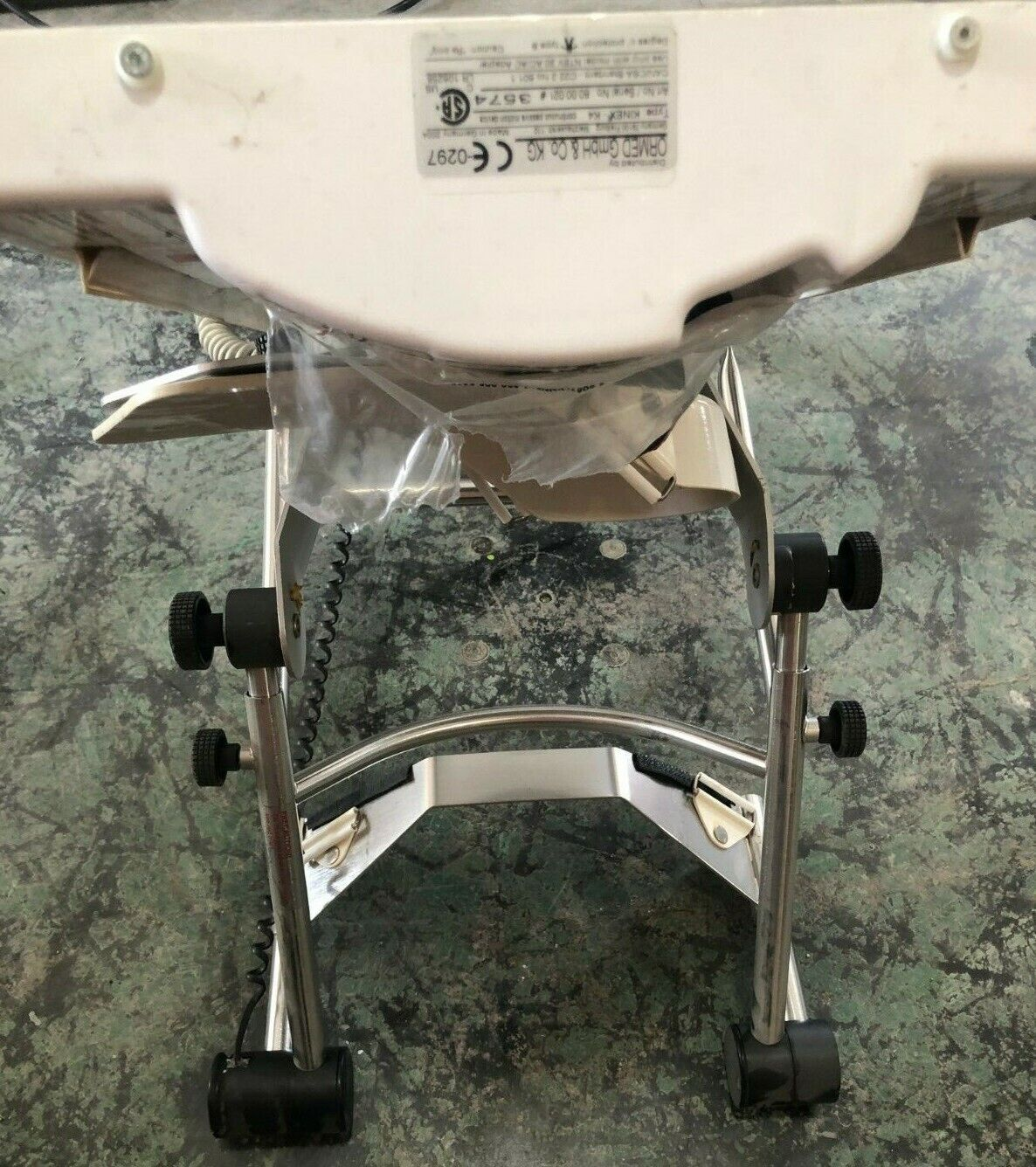 FOR PARTS OR NOT WORKING KINEX REHABILITATION MACHINE CPM PHYSICAL THERAPY MEDICAL HOSPITAL HOME USE
