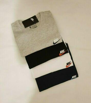 Nike T Shirt Mens Retro Gym Sports Crew Neck Tee Shirt Top Size S M L XL XXL