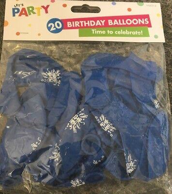 WHOLESALE 21 x 20 Pack of Blue