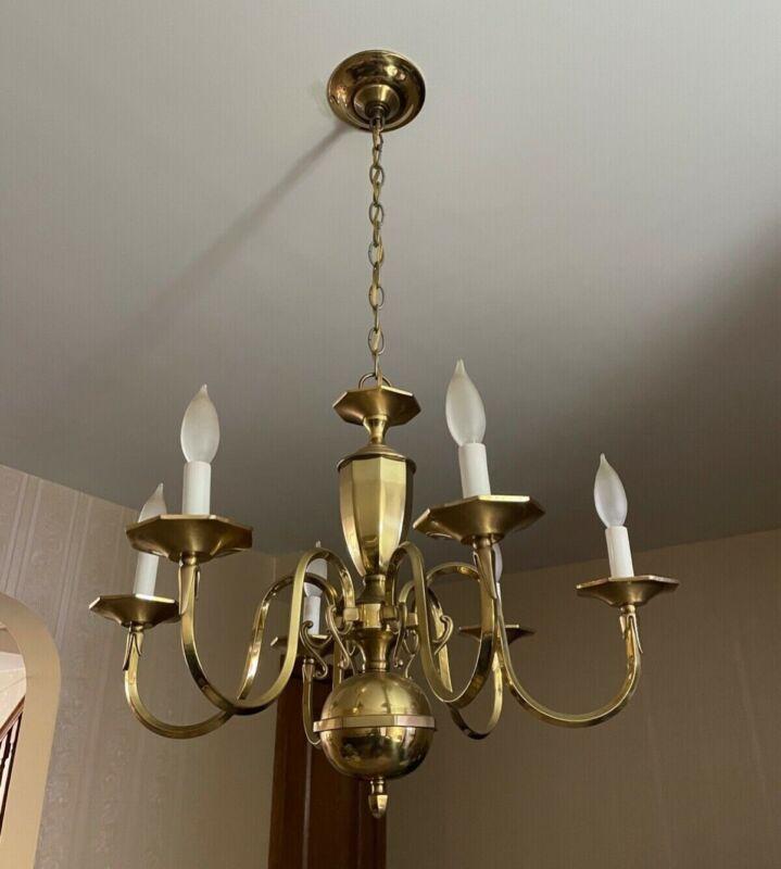 chandelier lighting vintage