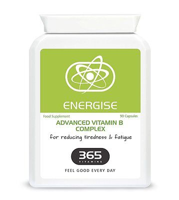 - A Vitamin B Complex All Vital B Nutrients In 1 Tablet 90 Capsules