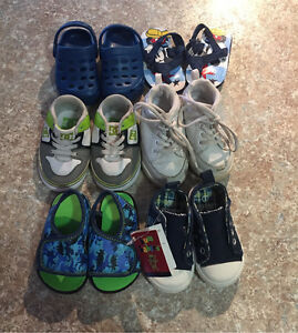 Boys size 3 Shoe Lot